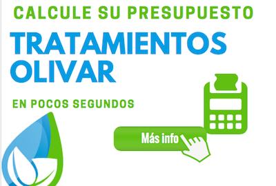 Calculadora de tratamientos para olivar