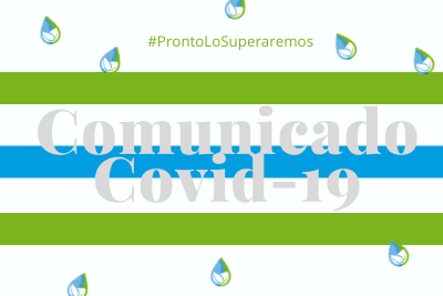 Comunicado con motivo del COVID-19